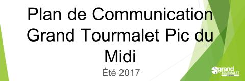 Plan de com été 2017